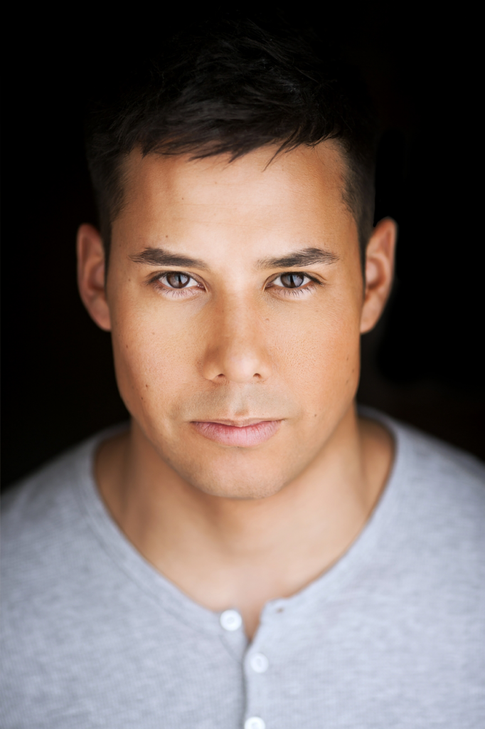 Justin Rain Actor Headshots